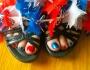 Patriotic Toes Series