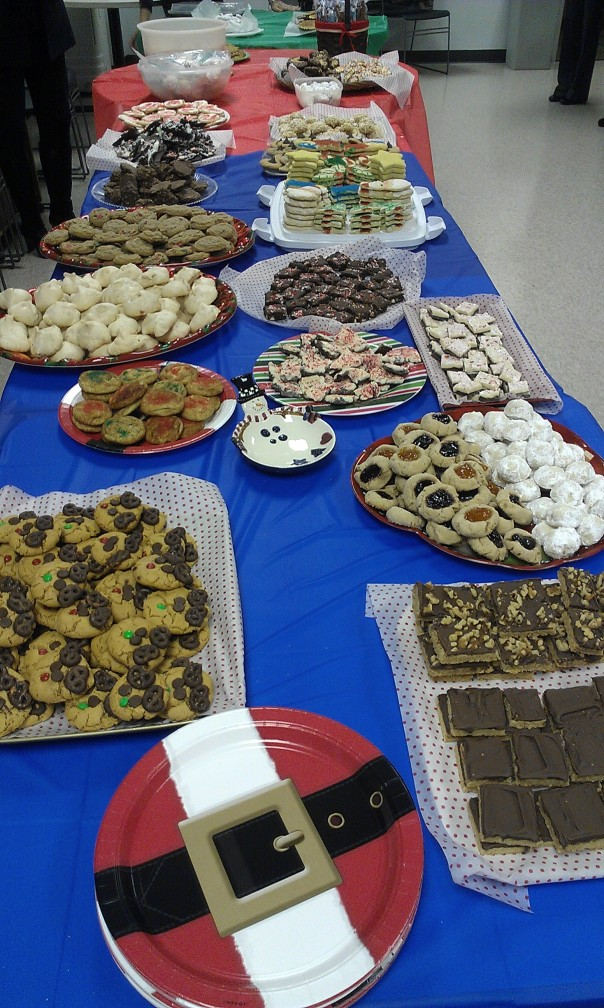 amazing selection of treats!