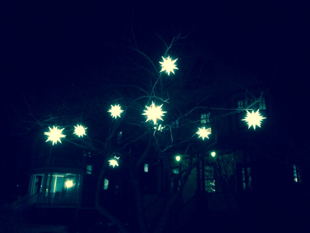 Starring...star lights!