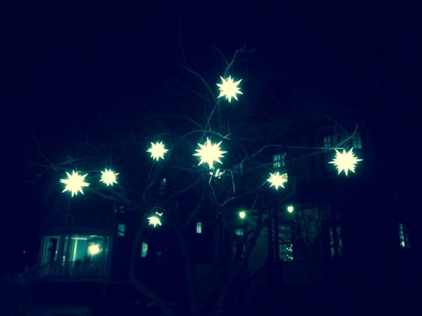 Starring...star lights!