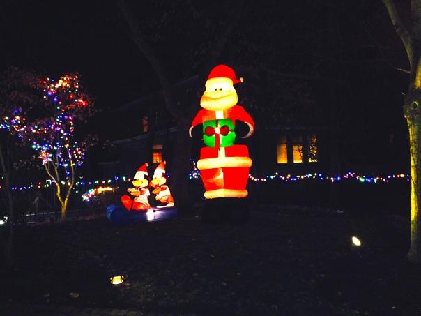 ....and Santa